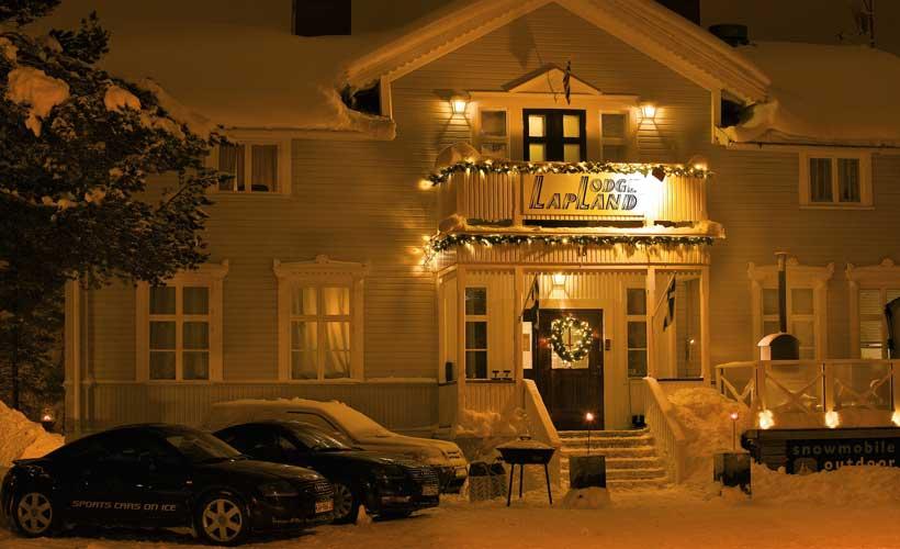 Lapland Lodge Arvidsjaur